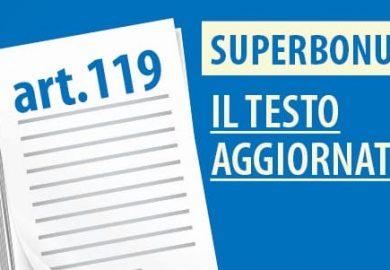 Superbonus 110: il PDF aggiornato alla legge di Bilancio 2021