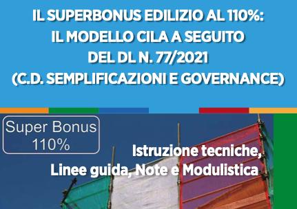 La nuova CILA-Superbonus